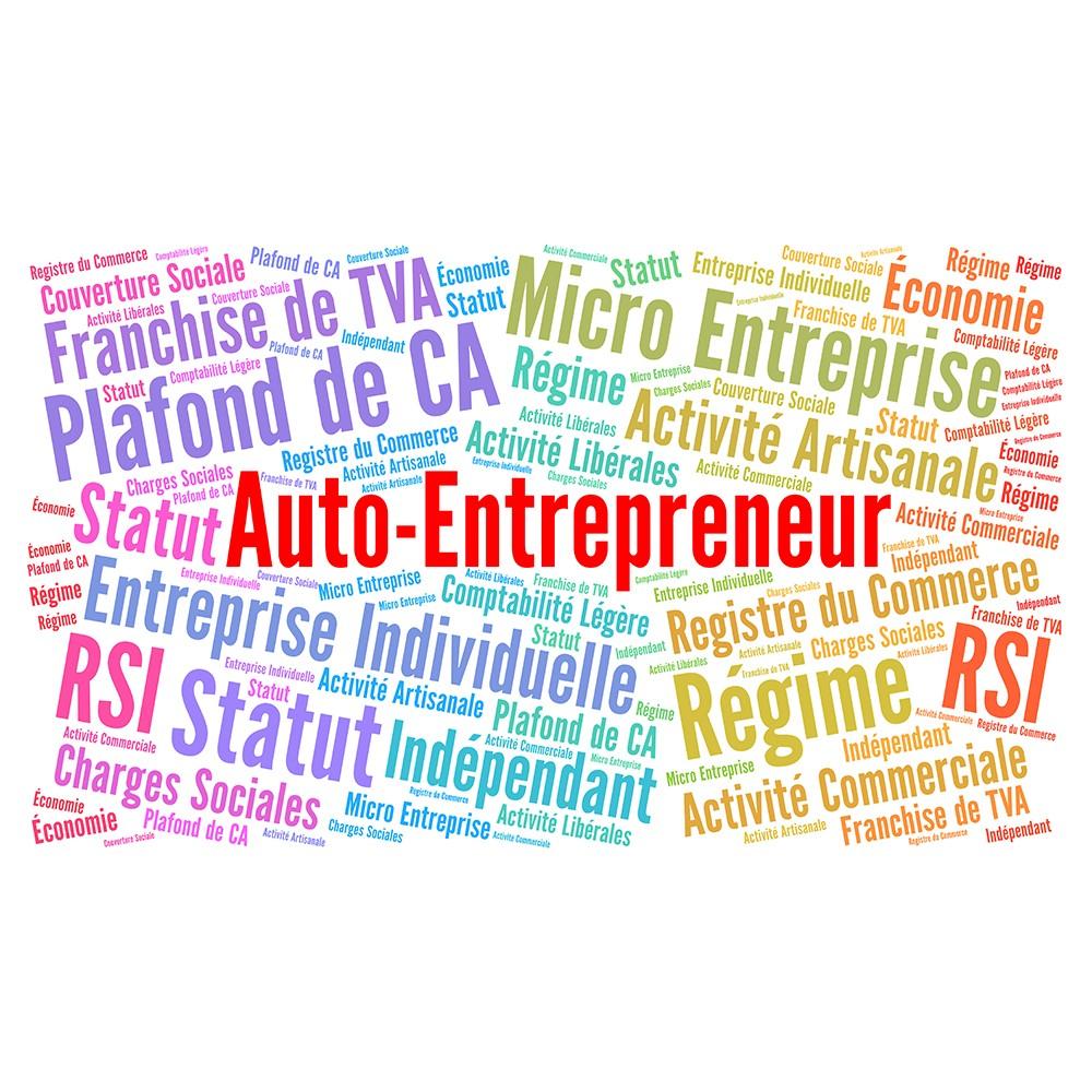creation statut auto entrepreneur
