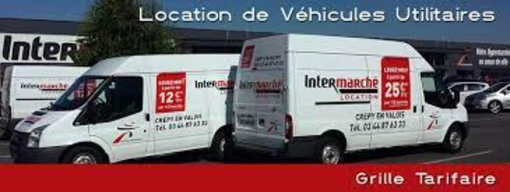 Comment bénéficier d'une location de véhicules Intermarché ?